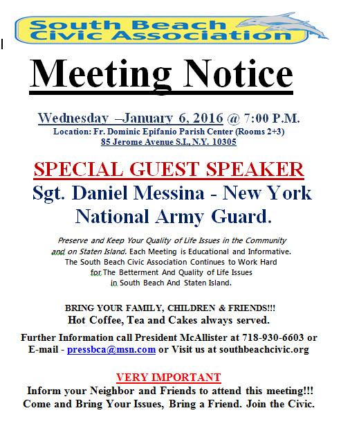 meeting jan 2016