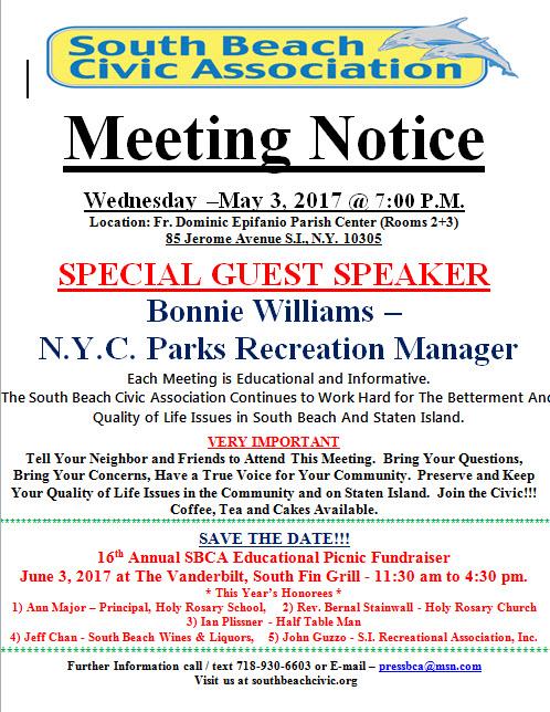 may meeting 2017