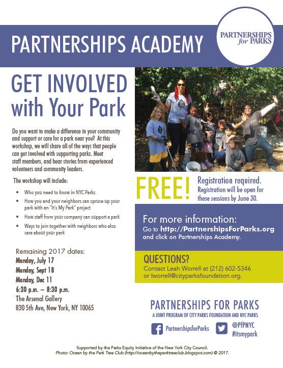 get involved partnership