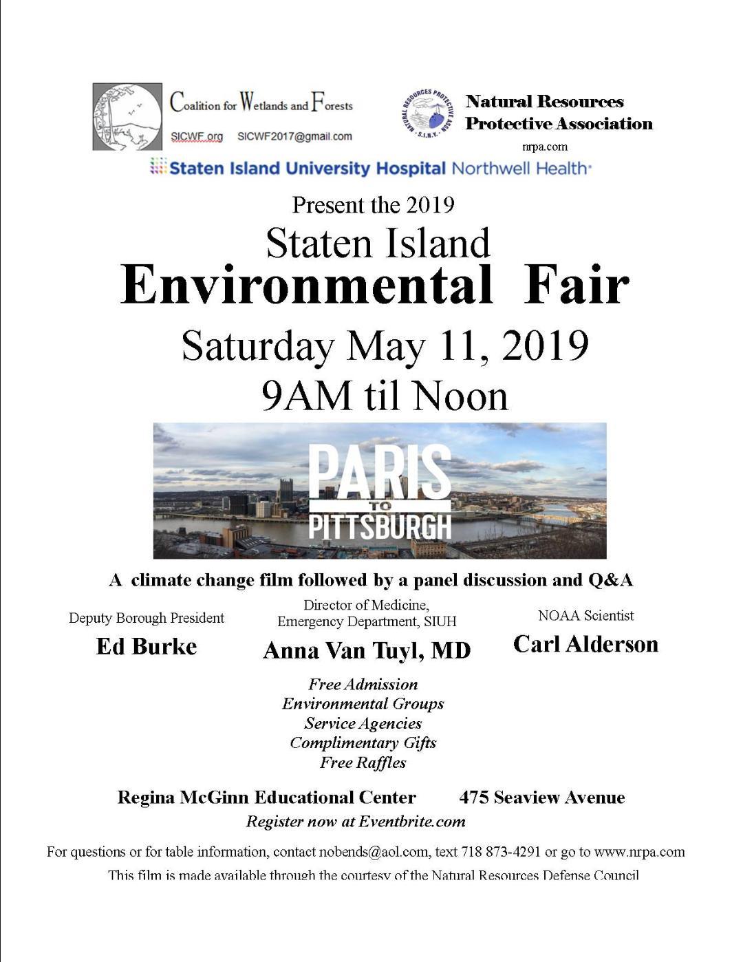 environmental fair 2019